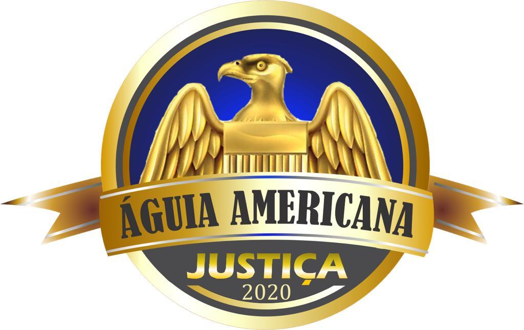 logo premio Águia Americana Justiça 2020
